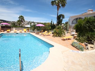 Annushka - beautiful holiday home in Moraira - Moraira vacation rentals