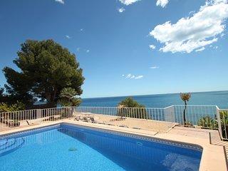 Celia - oceanfront villa in Costa Blanca - Benissa vacation rentals
