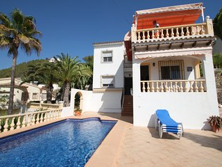 Alma - holiday home with private swimming pool in Benitachell - Benitachell vacation rentals