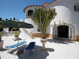 Cuenca - holiday home with private swimming pool in Moraira - Moraira vacation rentals