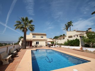 El Rexiu I - holiday home with private swimming pool in Teulada - Canor vacation rentals