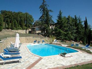 3 bedroom Apartment in San Gimignano, Tuscany, Italy : ref 1233003 - Ulignano vacation rentals