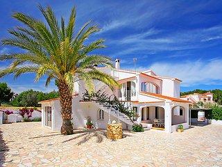 5 bedroom Villa in Calpe Calp, Costa Blanca, Spain : ref 2011213 - Calpe vacation rentals