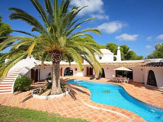 4 bedroom Villa in Benissa, Costa Blanca, Spain : ref 2011327 - La Llobella vacation rentals