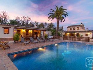 5 bedroom Villa in Teulada, Costa Blanca, Benissa, Spain : ref 2096094 - Canor vacation rentals