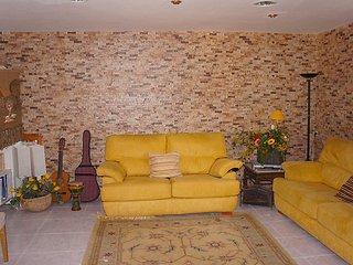 Villa in Sant Jaume de Domenys, Costa Daurada, Spain - Llorenc del Penedes vacation rentals