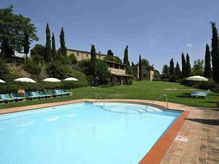 2 bedroom Apartment in Asciano, Siena And Surroundings, Tuscany, Italy : ref - Farnetella vacation rentals