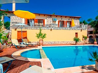 3 bedroom Villa in Asteri, Rethymno, Crete, Greece : ref 2213753 - Asteri vacation rentals