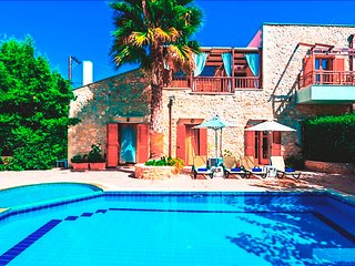 4 bedroom Villa in Asteri, Rethymno, Crete, Greece : ref 2214270 - Asteri vacation rentals