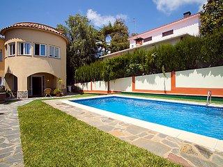 4 bedroom Villa in Alella, Barcelona Costa Norte, Spain : ref 2217014 - Montgat vacation rentals
