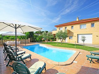 3 bedroom Villa in Sils, Costa Brava, Spain : ref 2217504 - Riudarenas vacation rentals