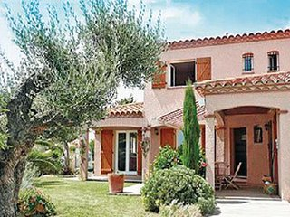 4 bedroom Villa in Saint-Laurent-de-la-Sa, Pyrenees Orientales, France : ref - Eus vacation rentals
