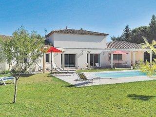 4 bedroom Villa in Fleury d Aude, Aude, France : ref 2220557 - Montreal vacation rentals