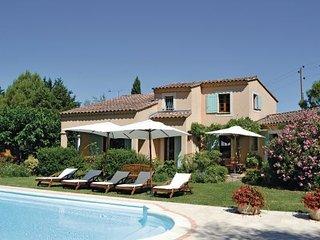 3 bedroom Villa in Althen Des Paluds, Vaucluse, France : ref 2220629 - Althen-des-Paluds vacation rentals