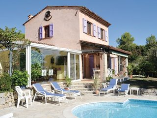 3 bedroom Villa in Grasse, Alpes Maritimes, France : ref 2220998 - Mouans-Sartoux vacation rentals