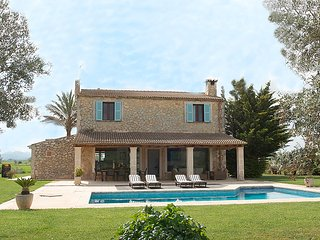4 bedroom Villa in Petra, Mallorca, Mallorca : ref 2235898 - Petra vacation rentals