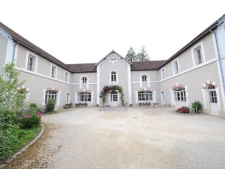 9 bedroom Villa in Sermizelles, Burgundy, France : ref 2242641 - Blannay vacation rentals