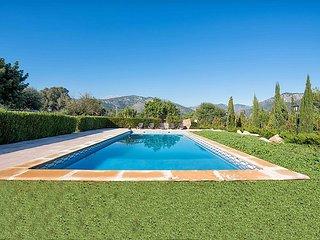 4 bedroom Villa in Moscari, Mallorca, Mallorca : ref 2253063 - Binibona vacation rentals