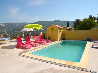 3 bedroom Villa in Toulon, Cote d'Azur, France : ref 2255459 - Toulon vacation rentals