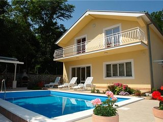 3 bedroom Villa in Grižane, Kvarner Bay Mainland, Croatia : ref 2263573 - Kamenjak vacation rentals