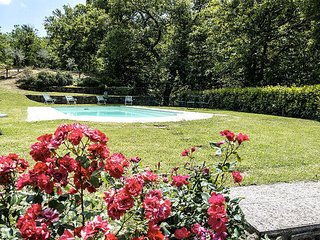 5 bedroom Villa in Poggioni, Tuscany, Italy : ref 2266179 - Volterrano vacation rentals