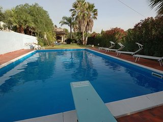 3 bedroom Villa in Puma, Sicily, Italy : ref 2268991 - Trappeto vacation rentals