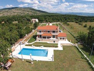 5 bedroom Villa in Split-Sinj, Split, Croatia : ref 2276926 - Sinj vacation rentals