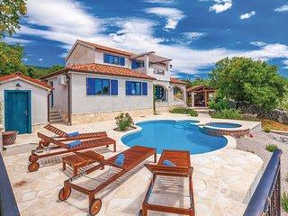 4 bedroom Villa in Crikvenica-Smrika, Crikvenica, Croatia : ref 2277812 - Smrika vacation rentals