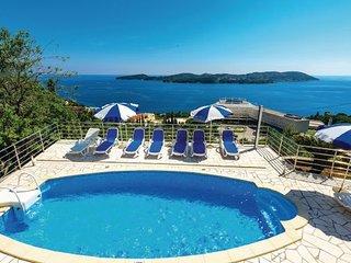 5 bedroom Villa in Dubrovnik-Orasac, Dubrovnik Riviera, Croatia : ref 2277975 - Orasac vacation rentals