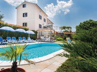 5 bedroom Villa in Krk-Sveti Anton, Island Of Krk, Croatia : ref 2277989 - Vantacici vacation rentals