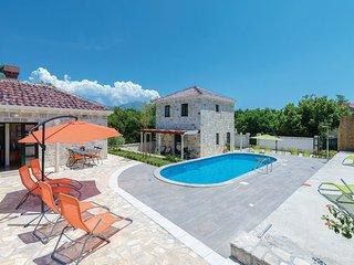 4 bedroom Villa in Dubrovnik-Mocici, Dubrovnik Riviera, Croatia : ref 2278223 - Cilipi vacation rentals