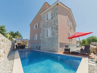 4 bedroom Villa in Biograd, Biograd, Croatia : ref 2278257 - Biograd vacation rentals