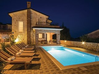 3 bedroom Villa in Krk-Linardici, Island Of Krk, Croatia : ref 2278313 - Linardici vacation rentals
