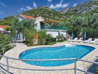 4 bedroom Villa in Peljesac-Kucisce, Peljesac Peninsula, Croatia : ref 2278421 - Viganj vacation rentals