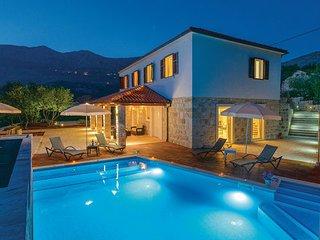 3 bedroom Villa in Dubrovnik-Zastolje, Dubrovnik Riviera, Croatia : ref 2278750 - Dunave Krajnje vacation rentals