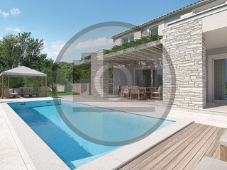 4 bedroom Villa in Labin-Radovici, Labin, Croatia : ref 2278845 - Sumber vacation rentals