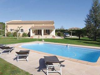 4 bedroom Villa in St. Cannat, Bouches Du Rhone, France : ref 2279446 - Saint-Cannat vacation rentals