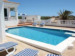 4 bedroom Villa in Urb. Cala Llonga, Menorca : ref 2281014 - Es Castell vacation rentals