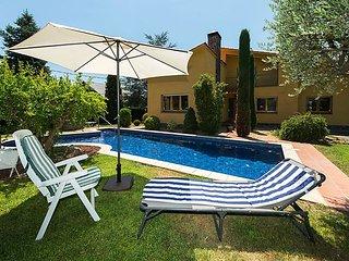 4 bedroom Villa in Sant Esteve de Palautordera, Inland Catalonia, Spain : ref - Sant Esteve de Palautordera vacation rentals