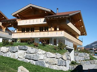 2 bedroom Apartment in Adelboden, Bernese Oberland, Switzerland : ref 2285230 - Adelboden vacation rentals