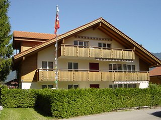 3 bedroom Apartment in Wilderswil Interlaken, Bernese Oberland, Switzerland : ref 2297190 - Wilderswil vacation rentals