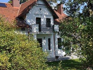 5 bedroom Villa in Jeziernik   Bialy Bor, Pomerania, Poland : ref 2300292 - Bialy Bor vacation rentals