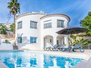 3 bedroom Villa in Benitachell, Alicante, Costa Blanca, Spain : ref 2306410 - Benitachell vacation rentals