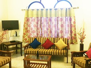 Goa Rentals 3 Bhk duplex AC Villa with pool,Carpark,Arpora - Arpora vacation rentals