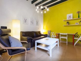 Comfortable one bedroom apartment, great for couples - Seville vacation rentals