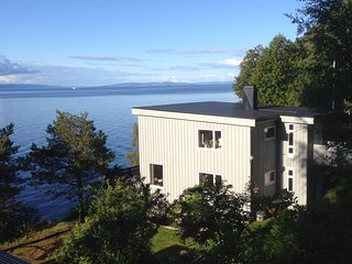 House by the sea with amazing view - Trondheim vacation rentals