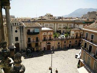 Monolocale panoramico centro città - Palermo vacation rentals
