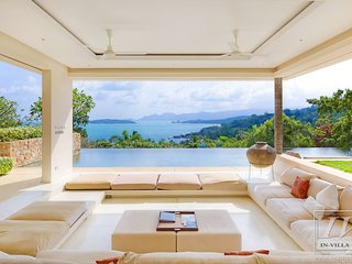 Incredible Seaview Villa Choeng Mon 5 - Koh Mat Sum vacation rentals