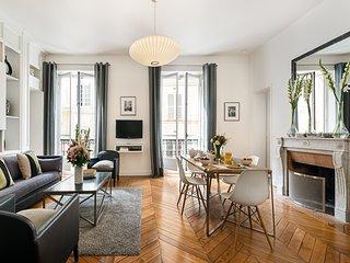 Saint Germain Chic Two Bedroom - Paris vacation rentals