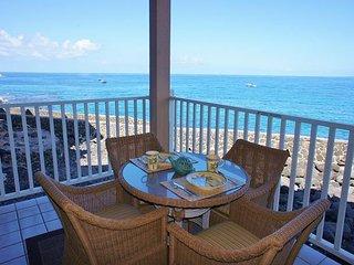 Ocean Front Sea Village 4-106-SV4106 - Kailua-Kona vacation rentals